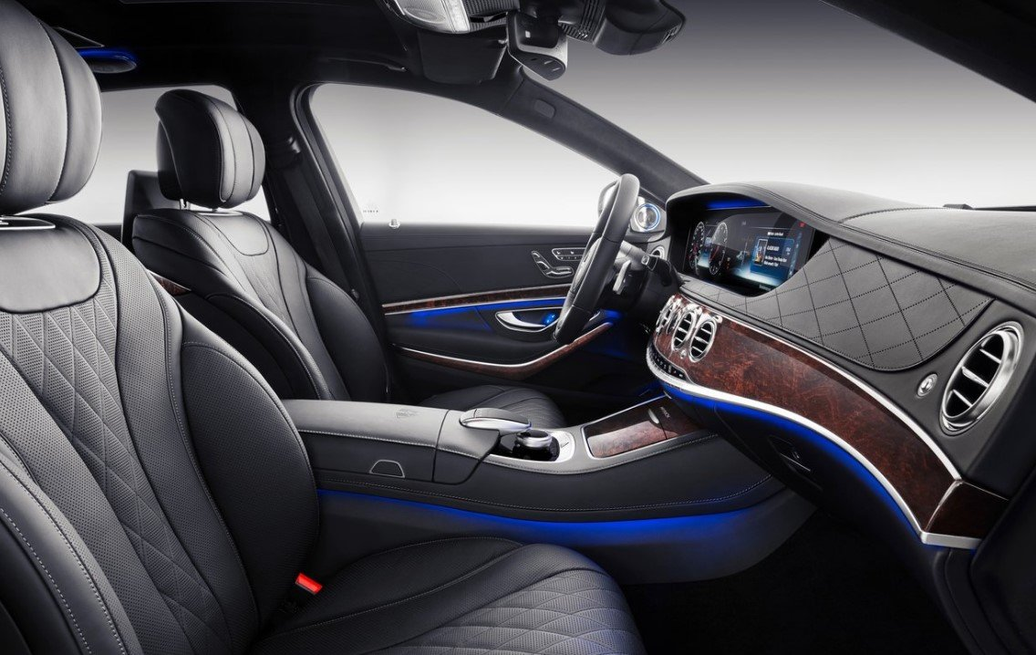 Mercedes-Maybach S precio mexico