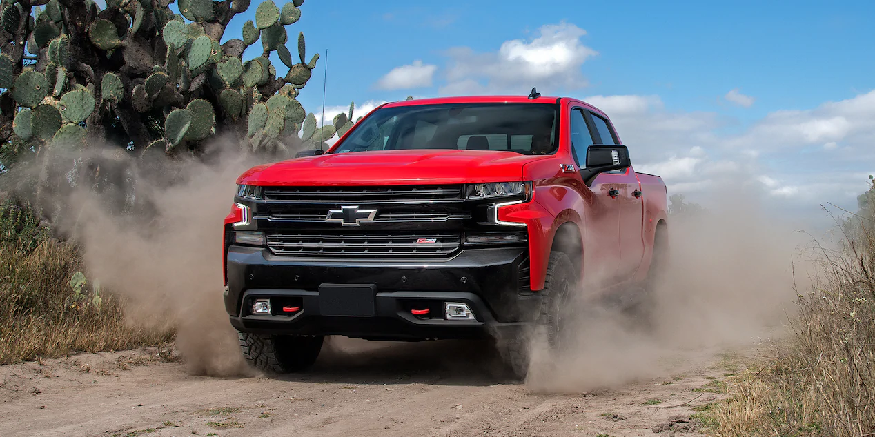 Chevrolet Cheyenne Trail Boss 2021 resena opiniones
