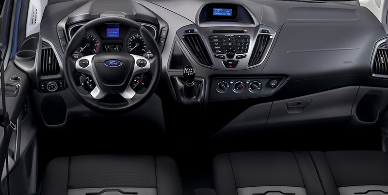 Ford Transit Custom precio mexico