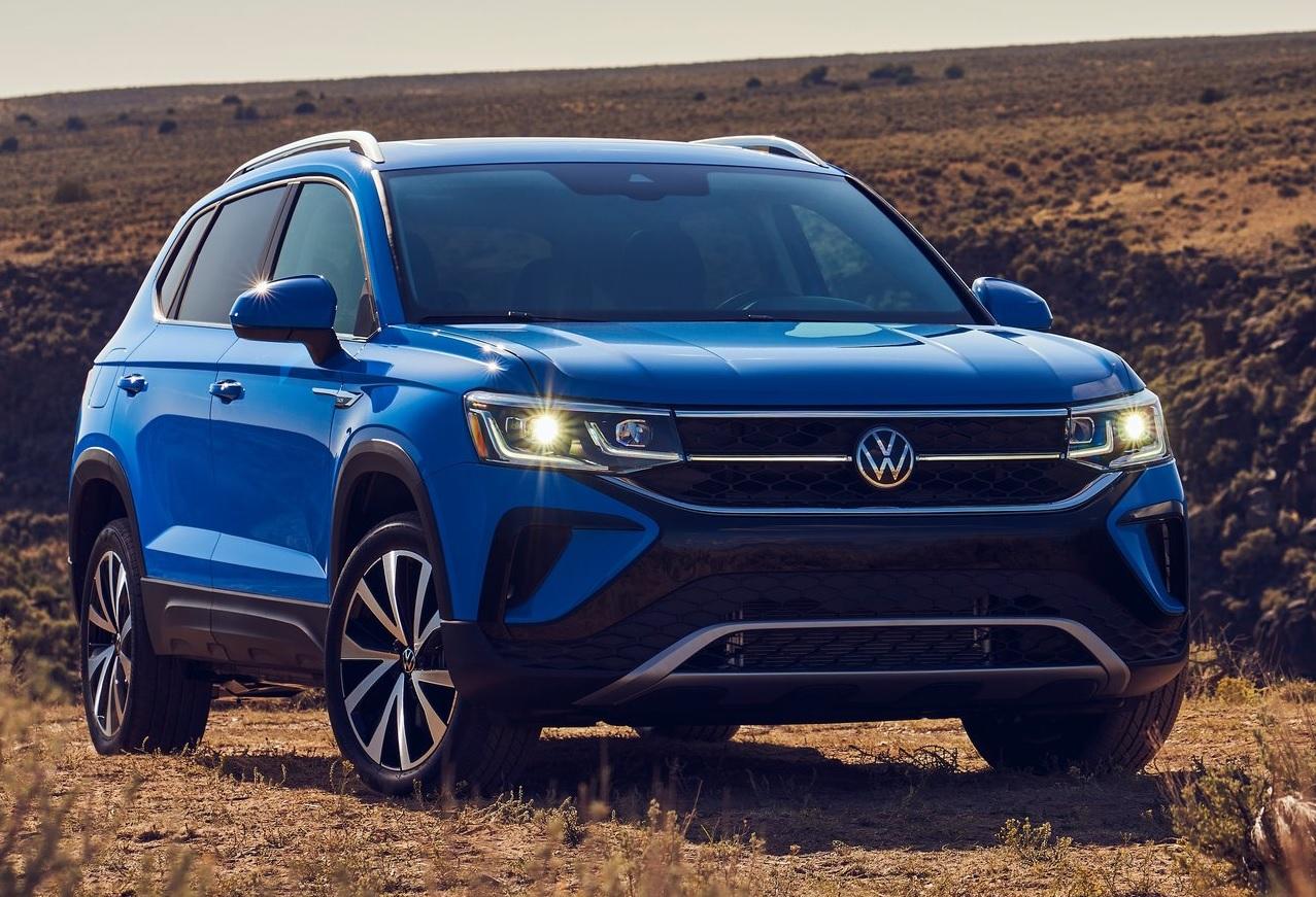 Volkswagen Taos precio mexico