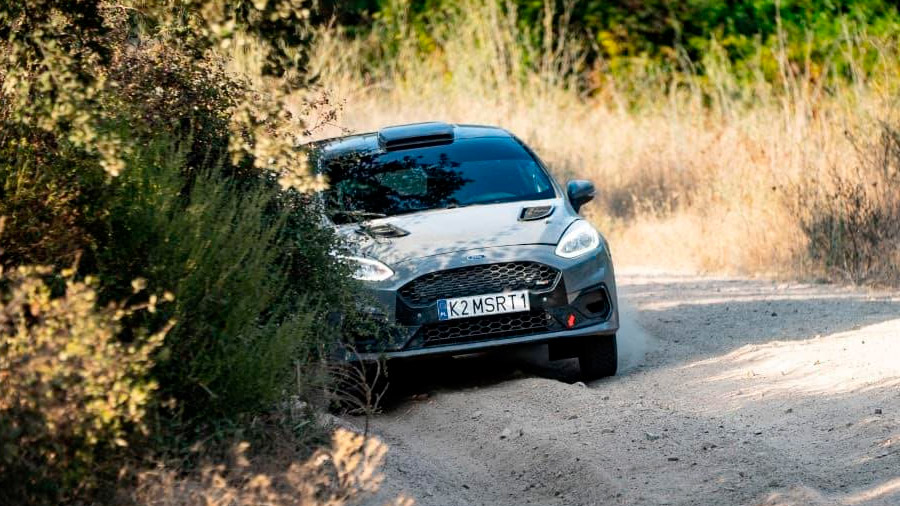 Se trata del primer coche Rally3 en ser presentado