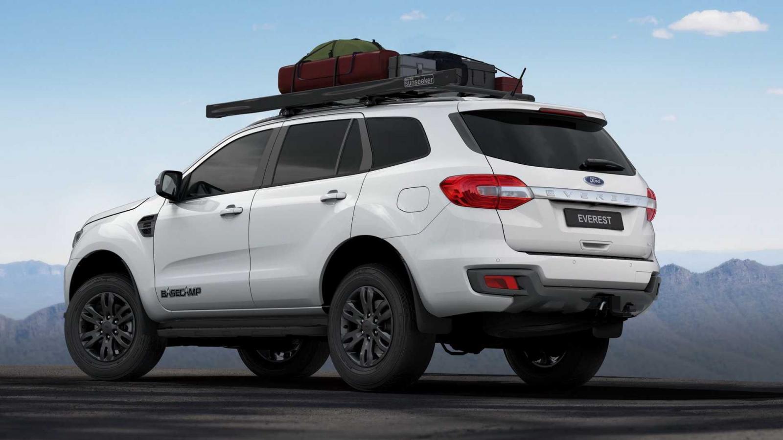 Ford Everest Basecamp 2021