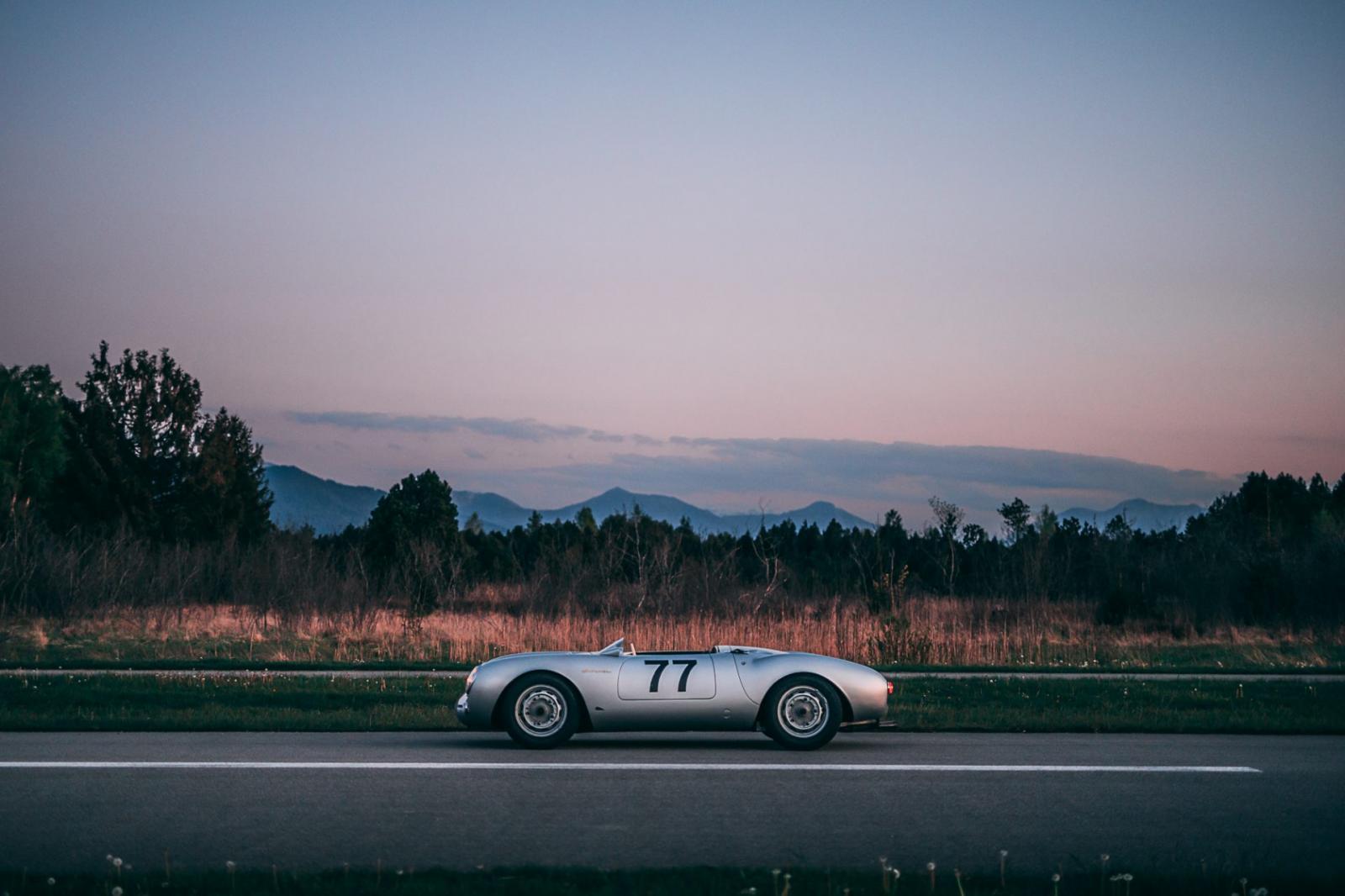 Porsche 550 Spyder 1