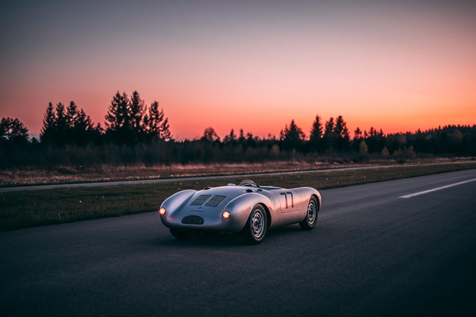 Porsche 550 Spyder 2