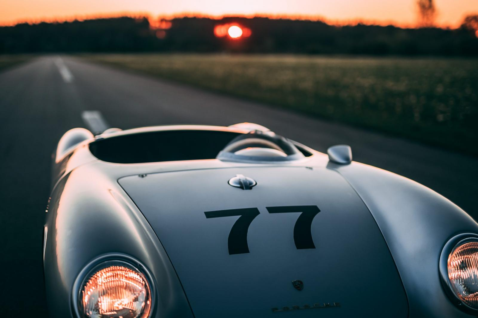 Porsche 550 Spyder 3