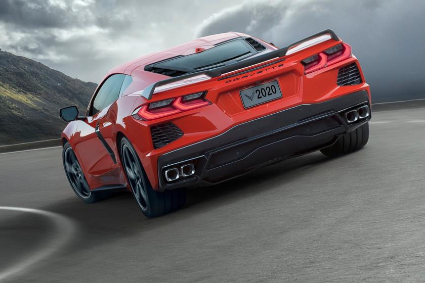 Chevrolet Corvette Z51 Coupe 2020