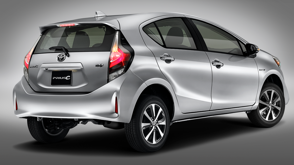 Toyota Prius C 2021 resena opiniones