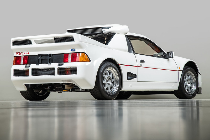 Ford RS200 2