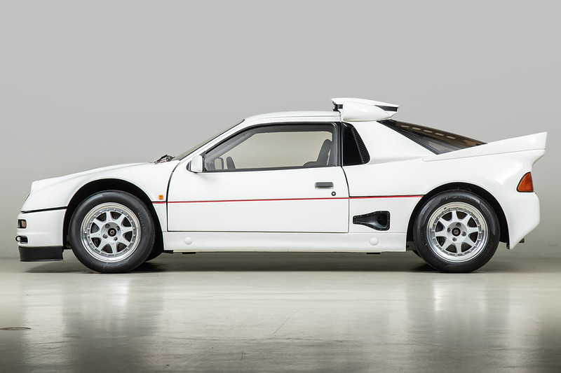 Ford RS200 3