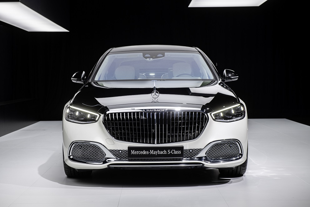 Mercedes-Maybach Clase S 2021