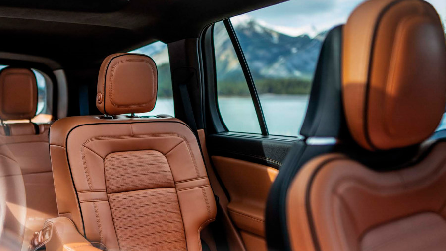 La alta calidad de los materiales al interior está garantizada