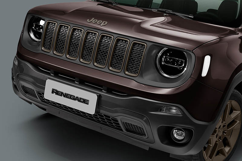 Jeep Renegade Bronze Edition 2021