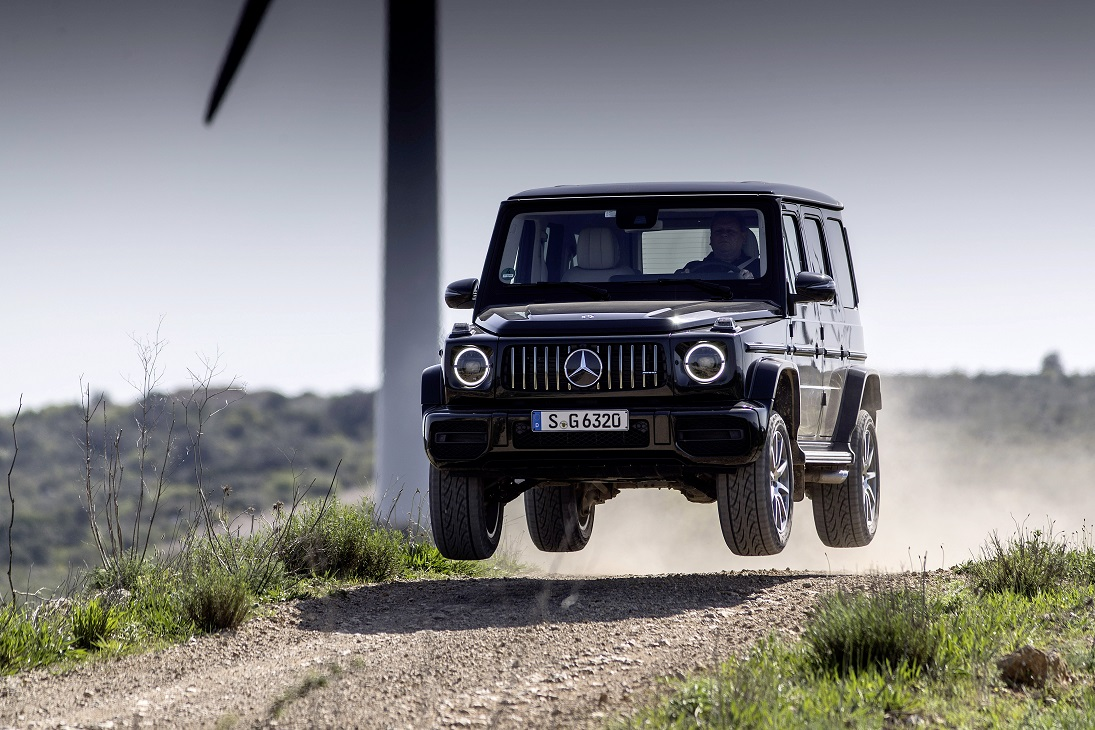 Mercedes-AMG G 63 2021 resena opiniones