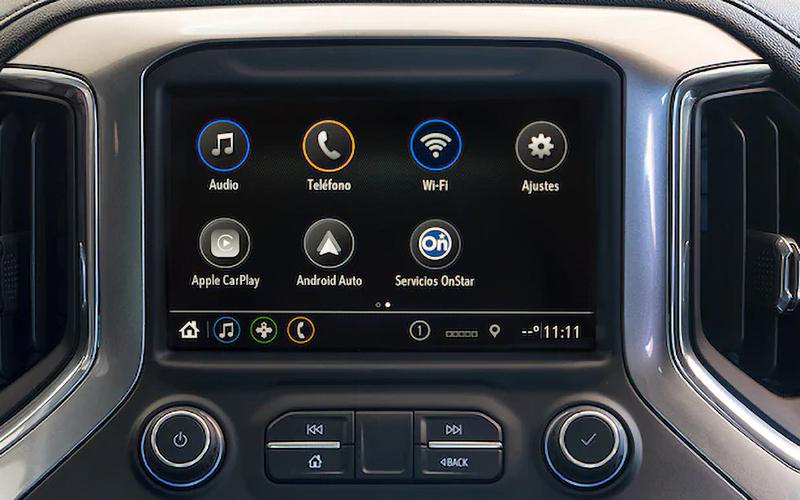 Chevrolet Silverado Doble Cabina Custom 4x4 2021 resena opiniones