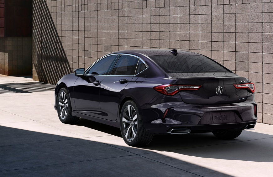 Acura TLX precio 4