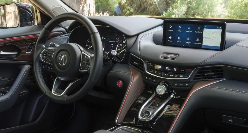 Acura TLX precio 6