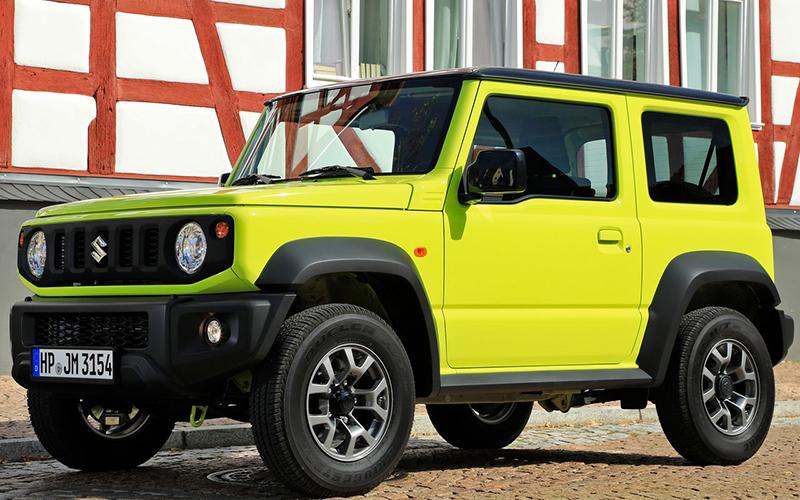 Suzuki Jimny precio 1