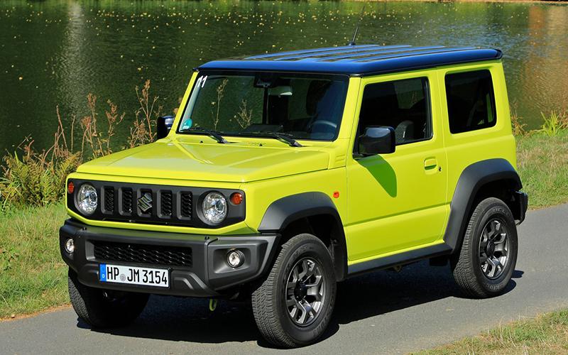 Suzuki Jimny precio mexico