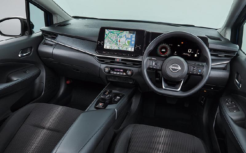 Nissan Note 2021 japón
