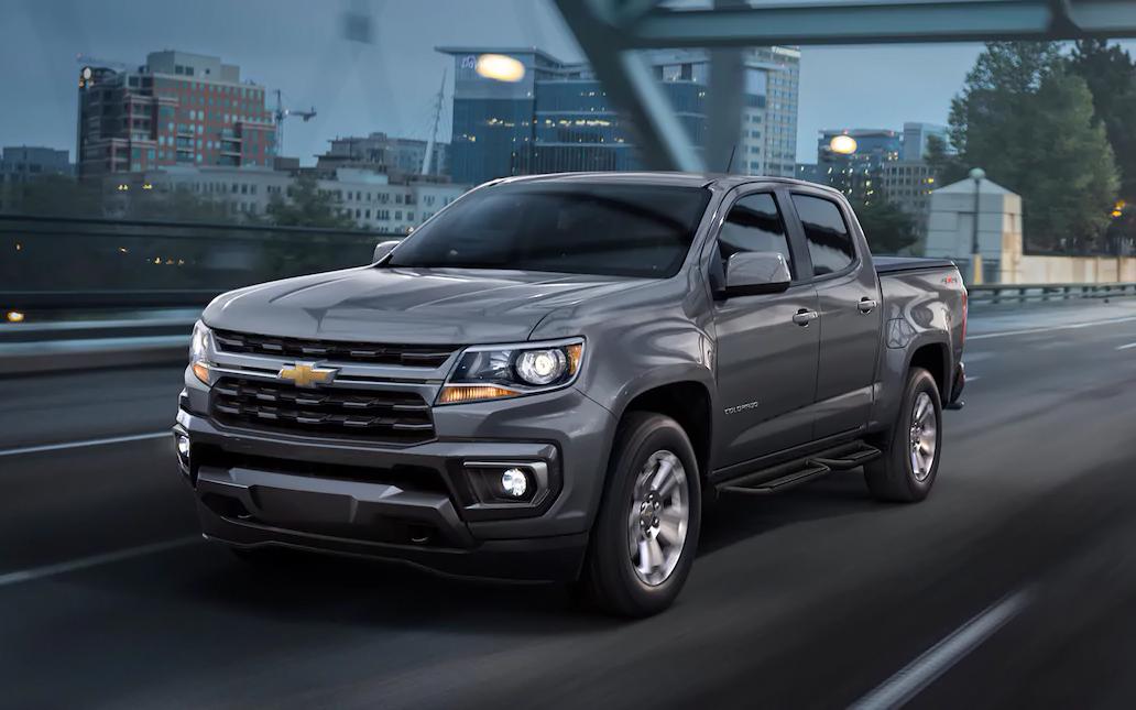 Chevrolet Colorado precio 3