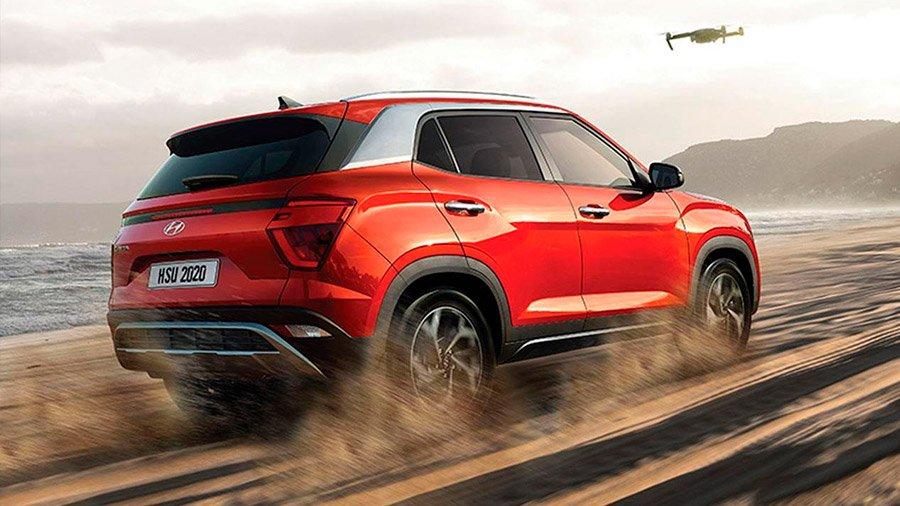 Hyundai Creta Limited Turbo 2021 resena opiniones