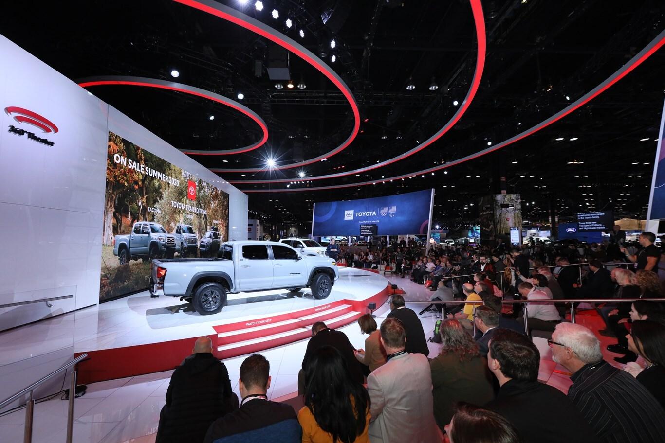 Auto Show de Chicago 2020