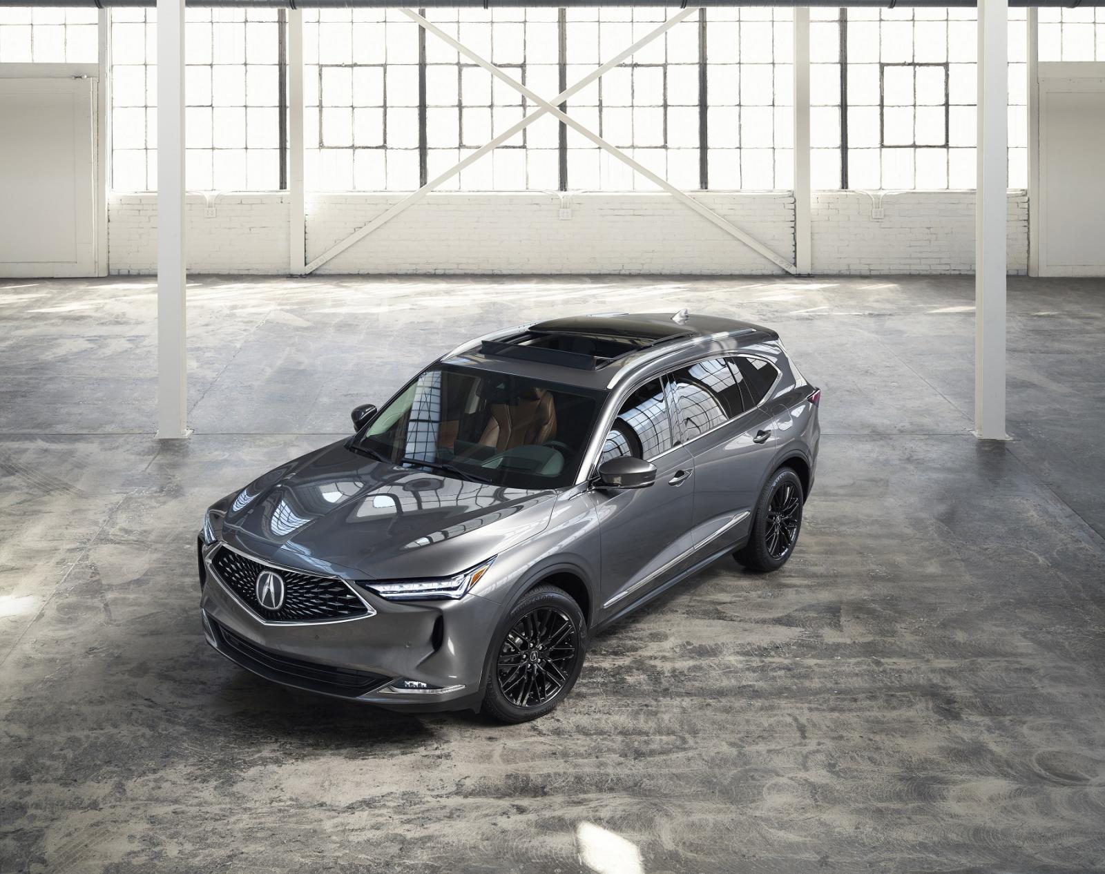 Acura MDX 2022