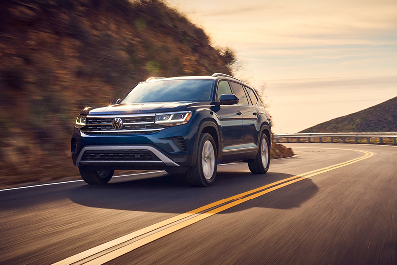 Volkswagen Teramont precio 7