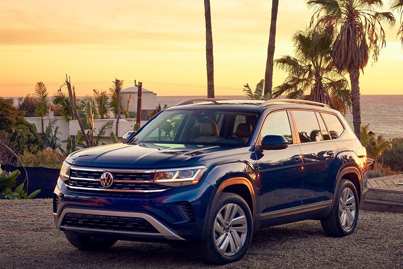 Volkswagen Teramont precio mexico