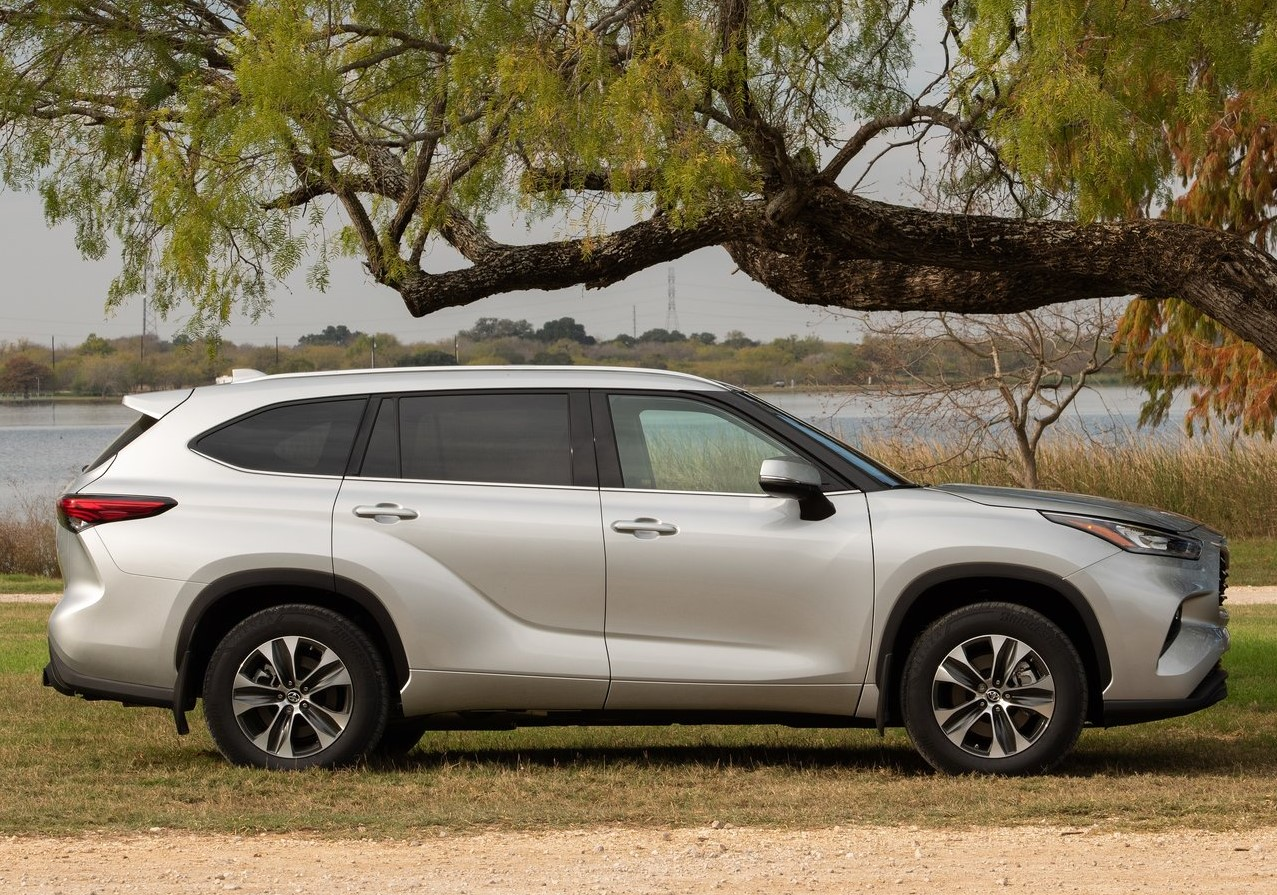 Toyota Highlander Limited BR 2021 resena opiniones