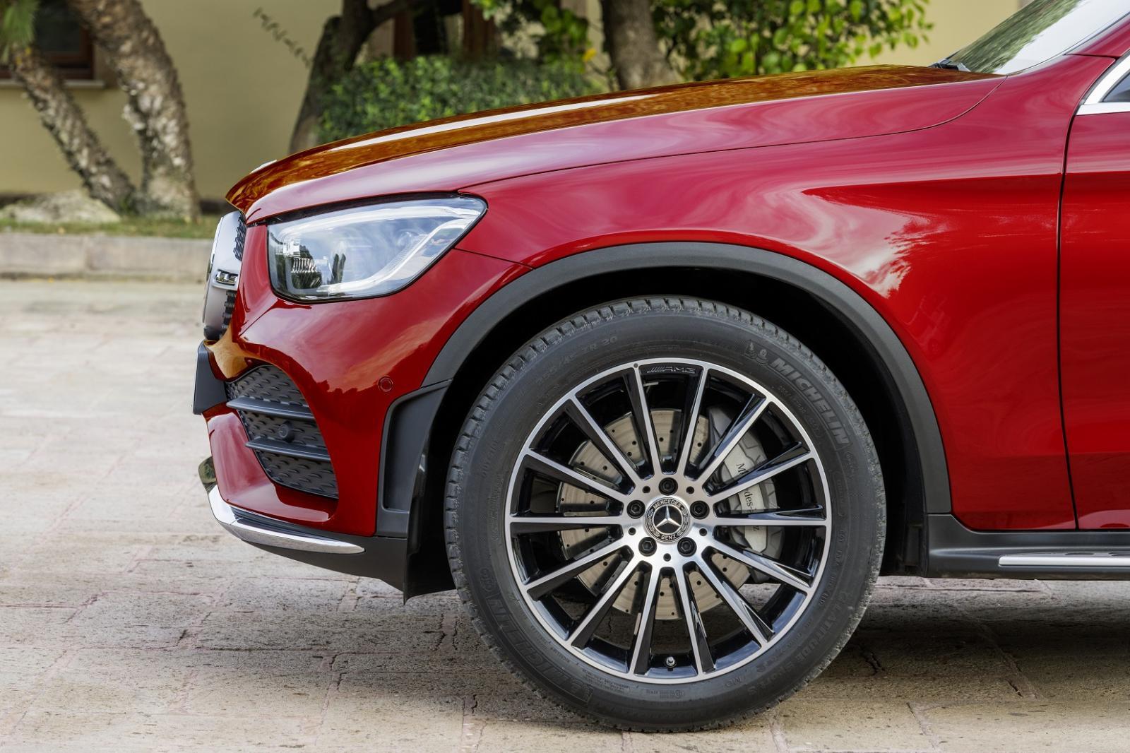 Mercedes-Benz GLC 300 4Matic Coupé 2021 resena opiniones