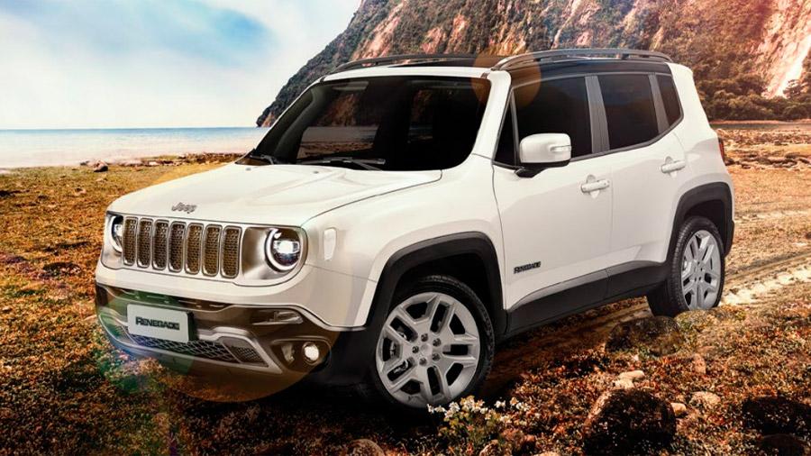 La camioneta de Jeep se vende en 3 versiones dentro de nuestro país