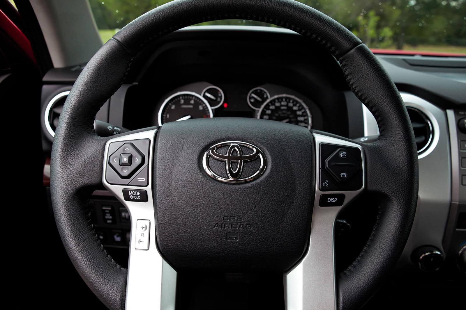 Toyota Tundra 7