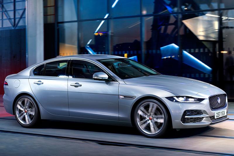 Jaguar XE SE 2021 resena opiniones