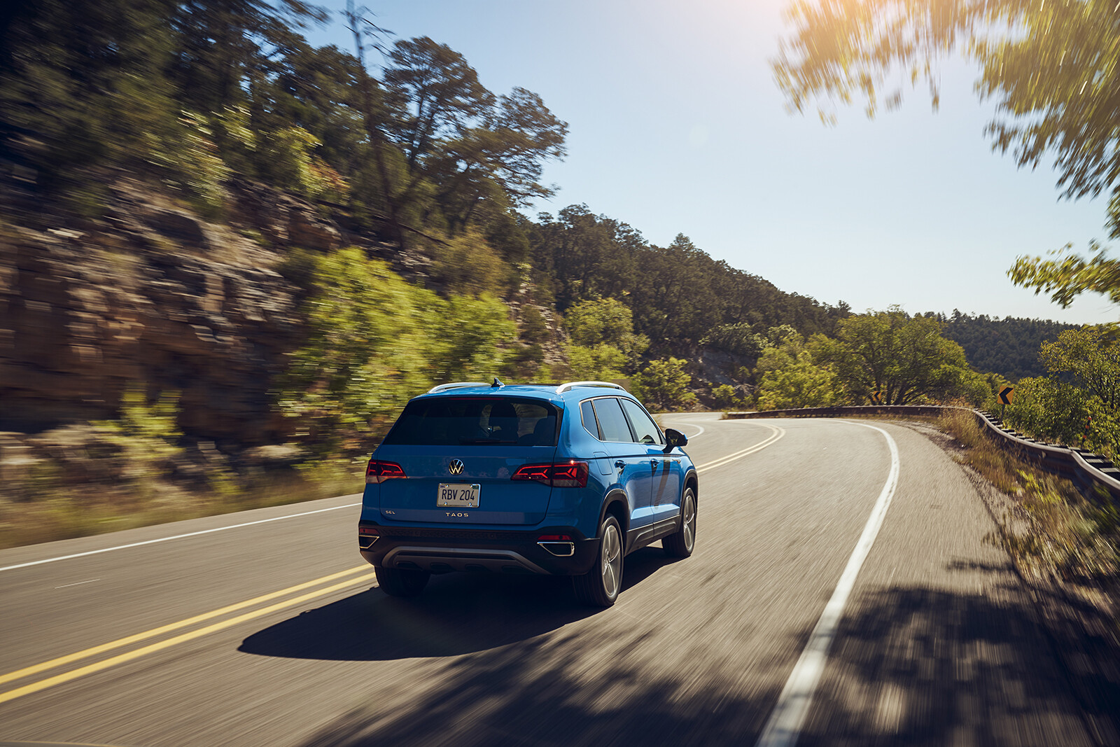 Volkswagen Taos Comfortline 2021 resena opiniones