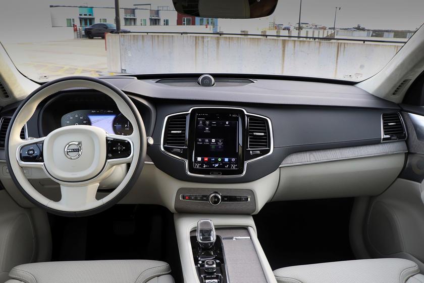 Volvo XC90 Recharge PHEV T8 Inscription 2021 resena opiniones