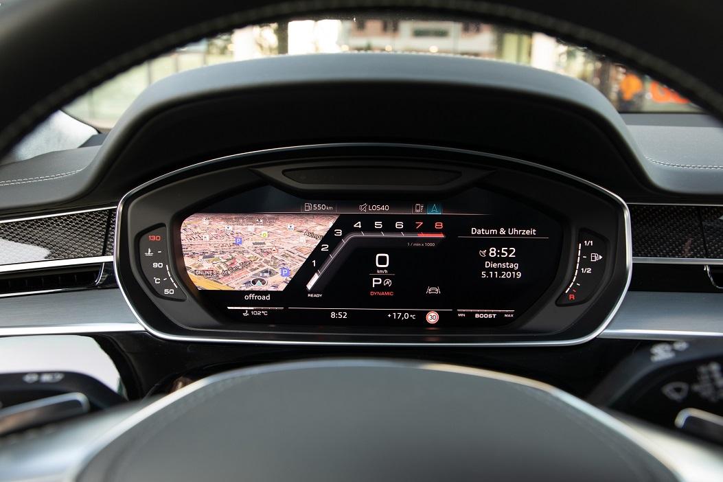 Audi S8 2021 resena opiniones