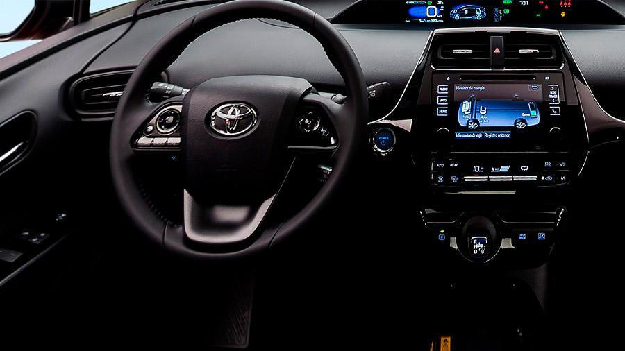 Lleva las tecnologías que se esperan para un auto de su categoría