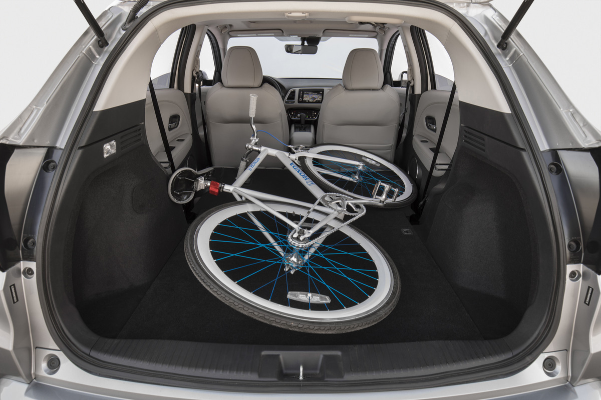 Honda HR-V Touring 2021 resena opinones