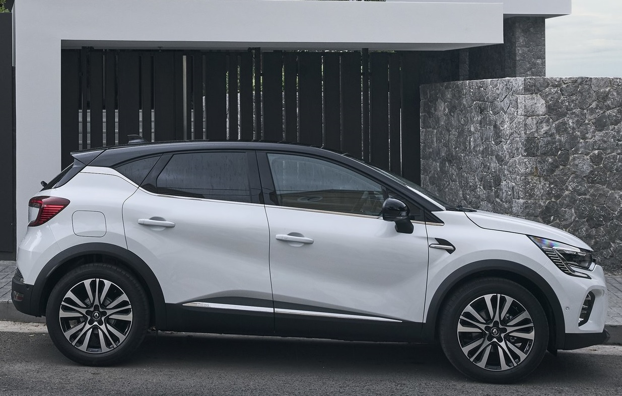 Renault Captur Iconic 2021 resena opiniones