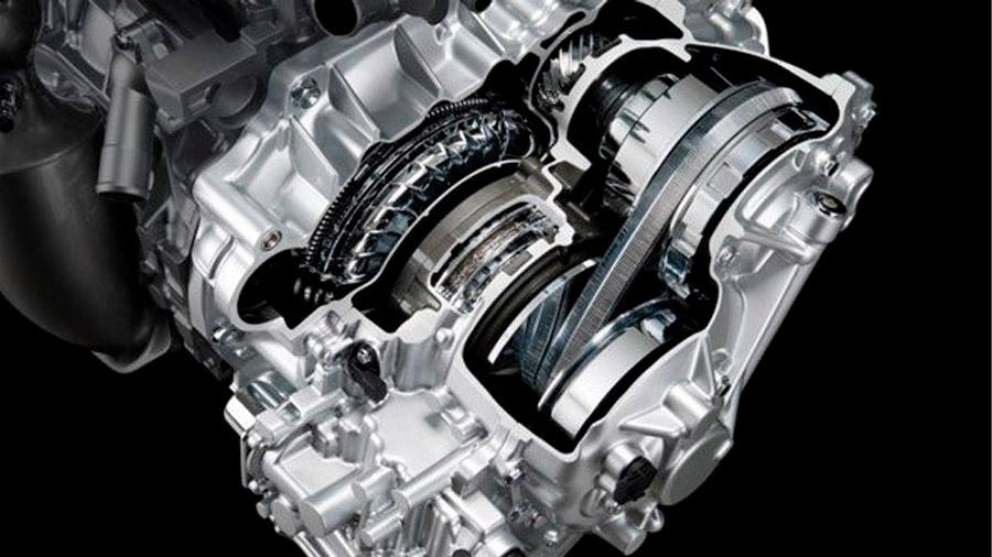 Una CVT también influye en el uso eficiente del combustible