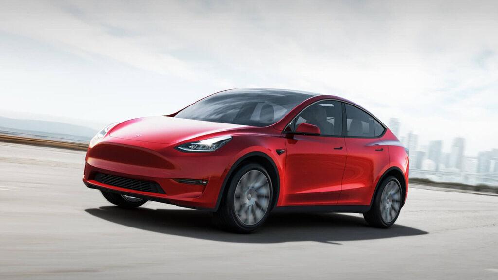 Tesla Model Y precio 5