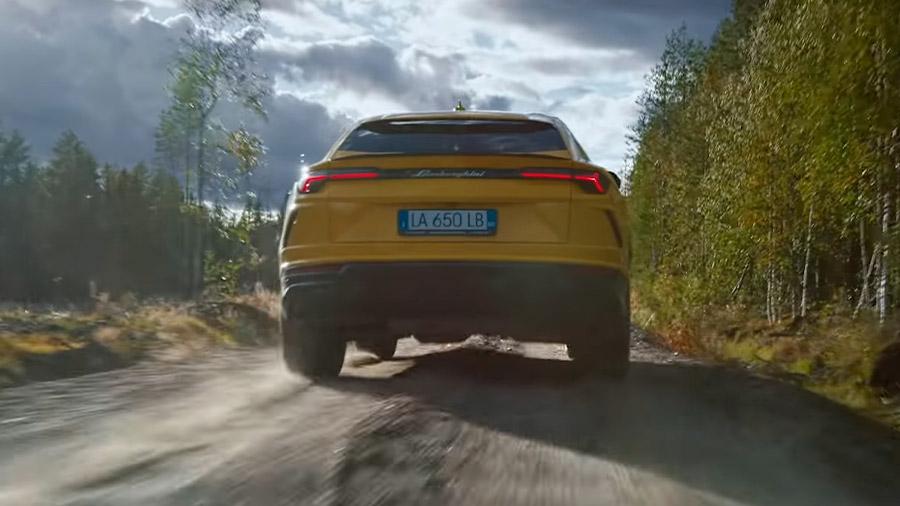 La Lamborghini Urus es uno de los modelos que logró levantar las ventas de la marca italiana