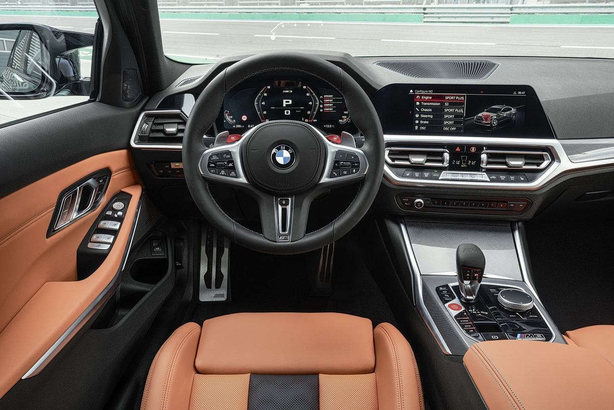 BMW M3 Competition 2021 resena opiniones