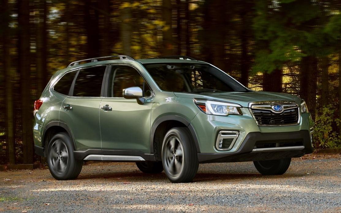 Subaru Forester Touring CVT + EyeSight 2021 resena opiniones