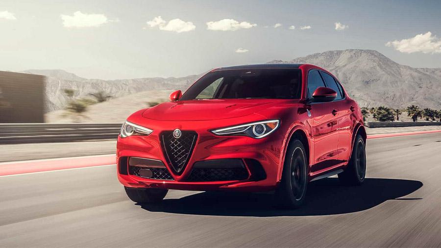 Alfa Romeo también tiene una buena representante en este grupo