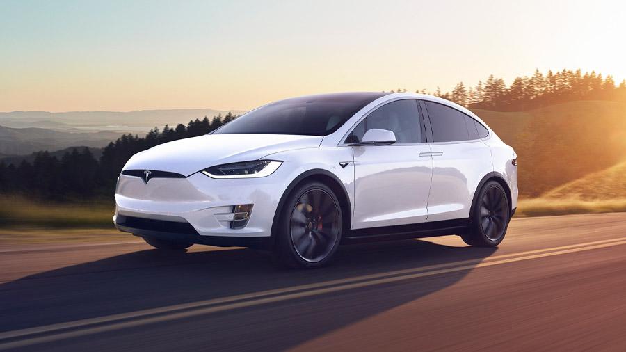 La Tesla Model X es la SUV con mejor aceleración del país