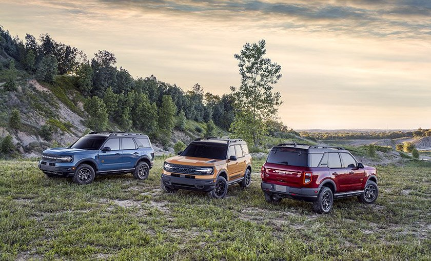 Ford Bronco Sport First Edition 2021 resena opiniones