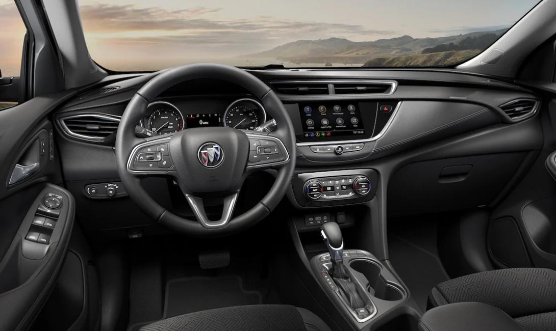 Buick Encore GX Sport Touring 2021 resena opiniones