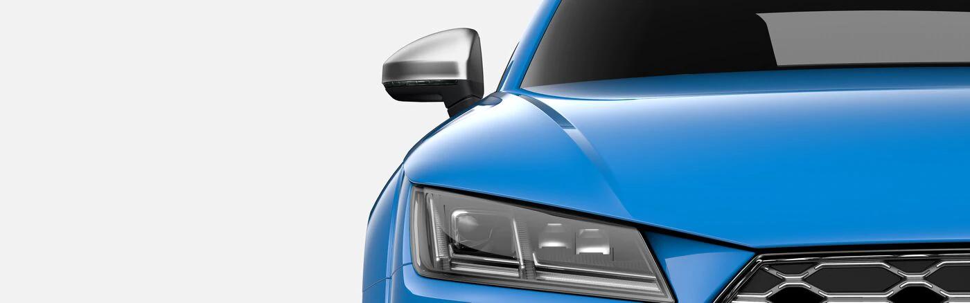 Audi TTS Coupé 2021 resena opiniones